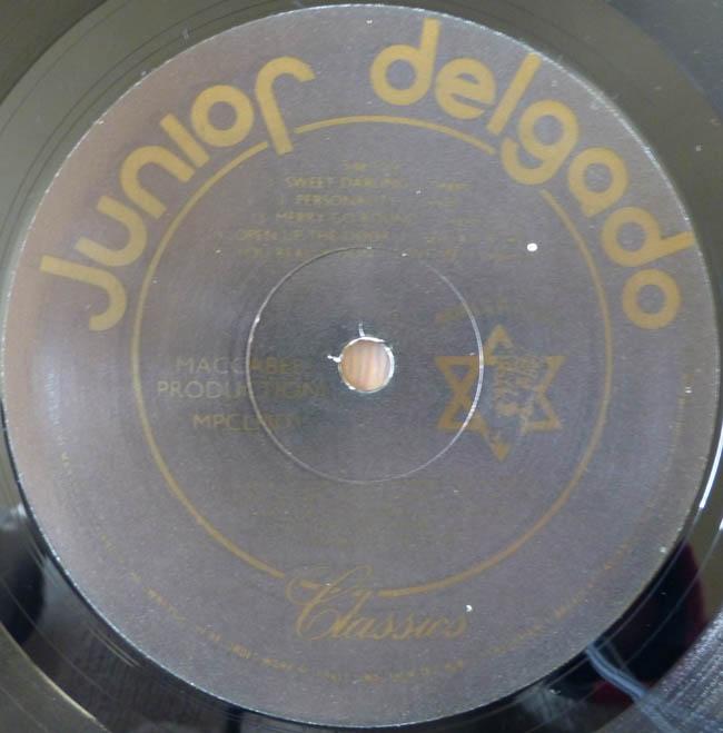 Junior Delgado Rich Man Poor Man First On Sunday
