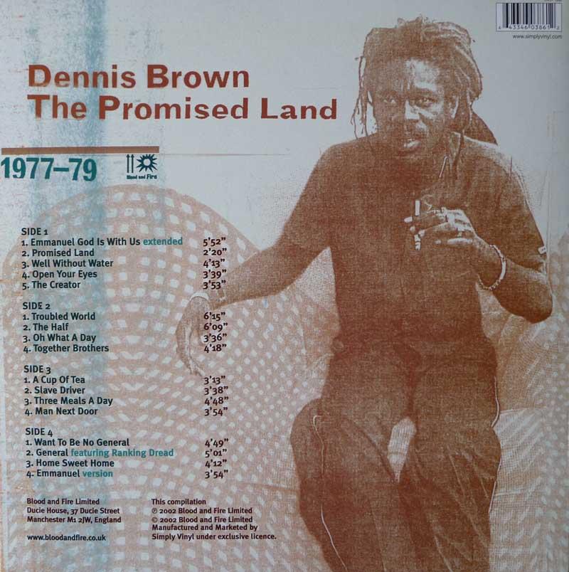 Dennis Brown 1970 S Dub Lp Album Discography Page 6