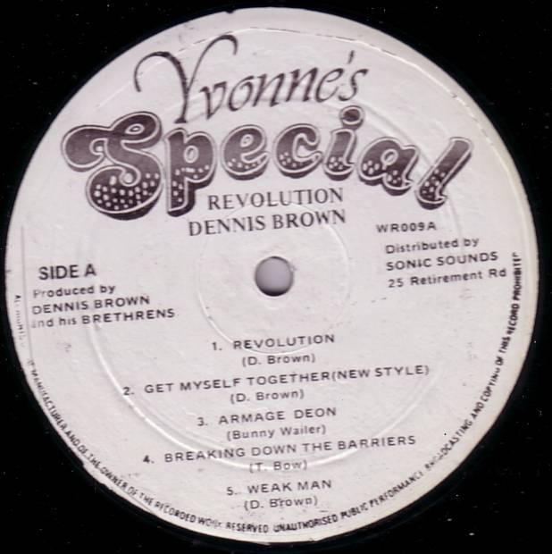 Leroy Sibbles - Ain't No Love