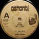 It's Too Late Demo on Ashanti label - released 1st June 1973