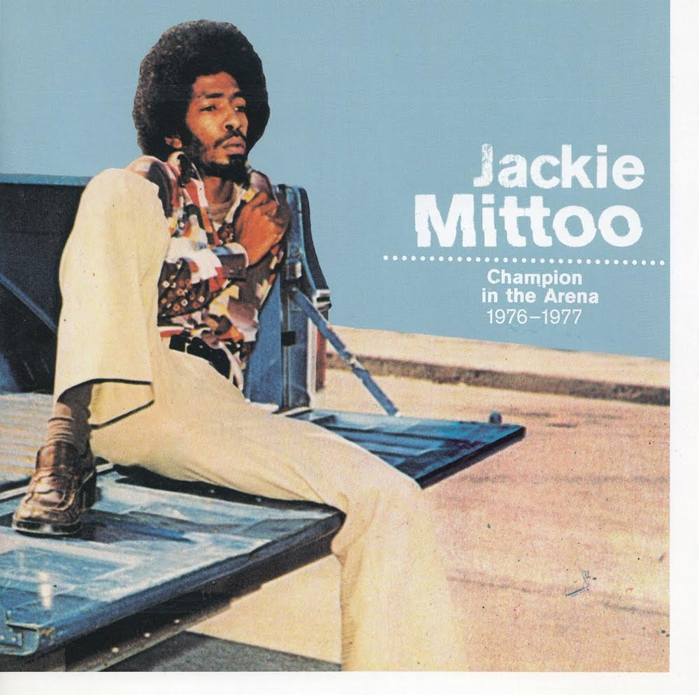 Jackie Mittoo Hot Blood