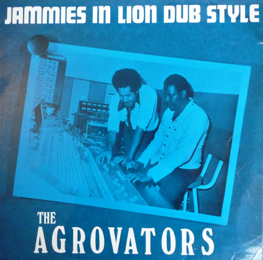 The Agrovators Jammies In Lion Dub Style