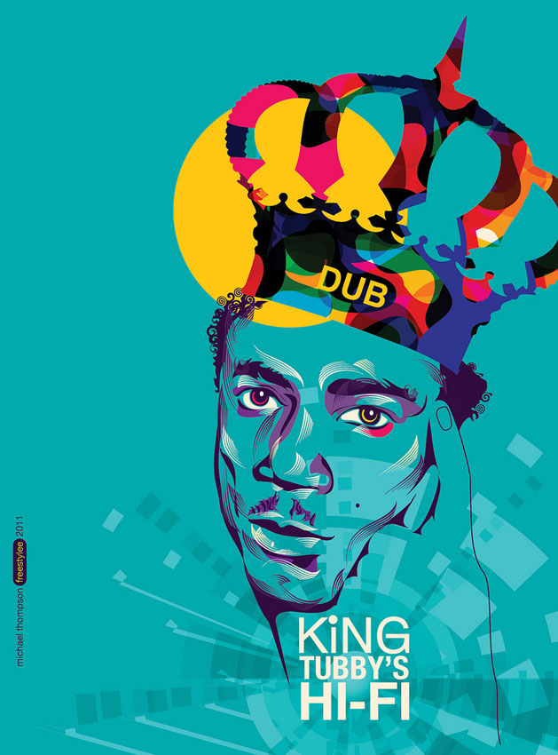 King Tubby Image Gallery At X Ray Music