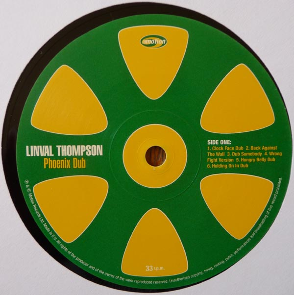 Linval Thompson - Hold On To Your Girlfriend