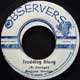 Trodding Along by Reggae George on Observers label