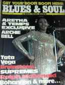 'Blues & Soul' magazine. No. 229 July 5th 1977