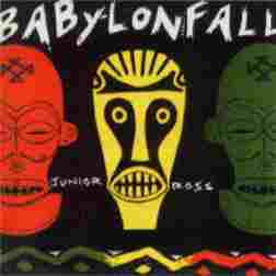 Babylon Fall LP cover