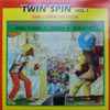 Fatman Presents Twin Spin Volume 1 LP cover