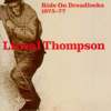 Ride On Dreadlocks by Linval Thompson CD cover