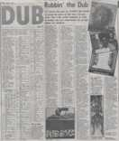 'Black Echoes Top 125 Dub LPs at The Dub LPs Archives