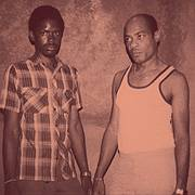Professor and King Tubby - photo by Beth Lesser