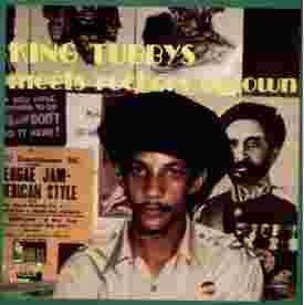 King Tubby Meets Rockers Uptown cover - U.S. Clocktower
