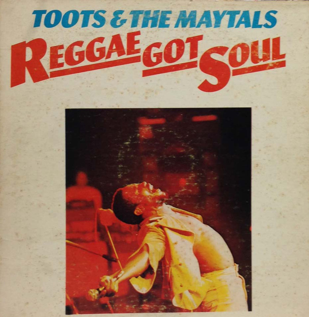 The Maytals w Byron Lee And The Dragonaires Bam Bam So Mad In Love
