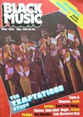 Black Music magazine from May 1976