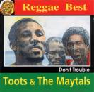 Reggae Best CD cover